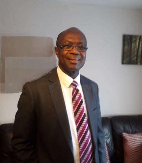 Mr Daniel Opoku